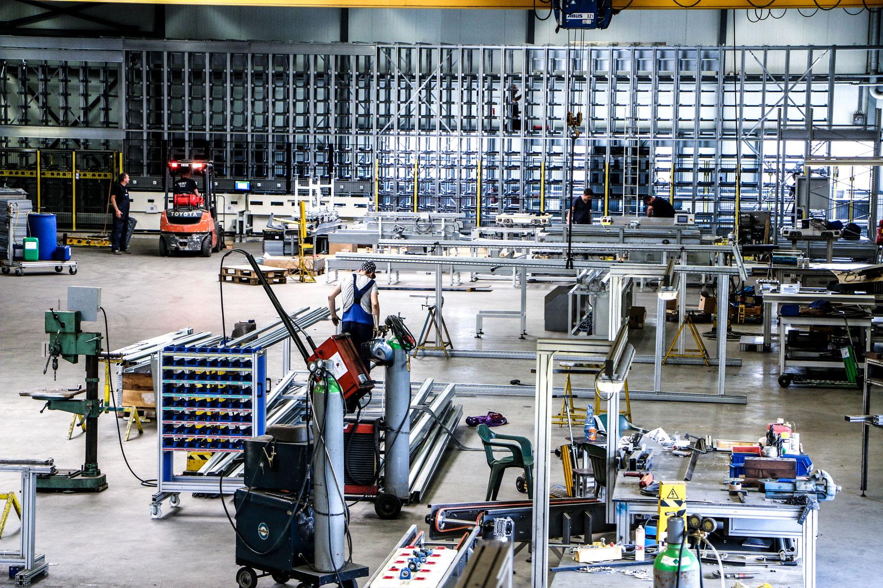 Viscon Factory